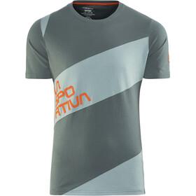 La Sportiva Slab T-shirt Herre slate/stone blue